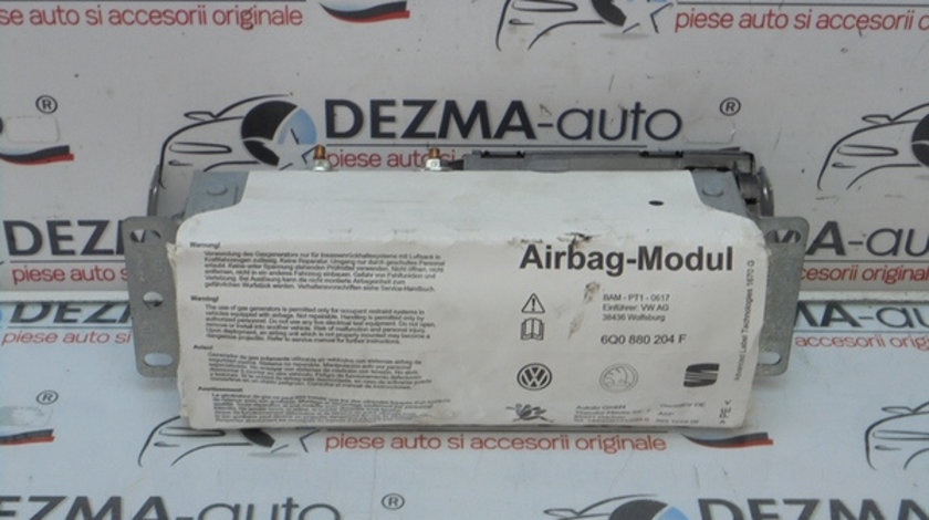 Airbag pasager 6Q0880204F, Skoda Fabia 1 Combi