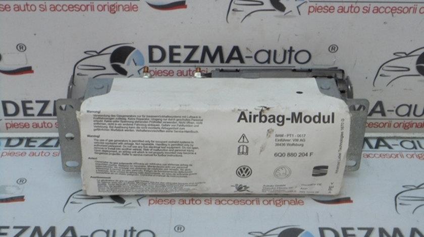 Airbag pasager 6Q0880204F, Skoda Fabia 1 sedan