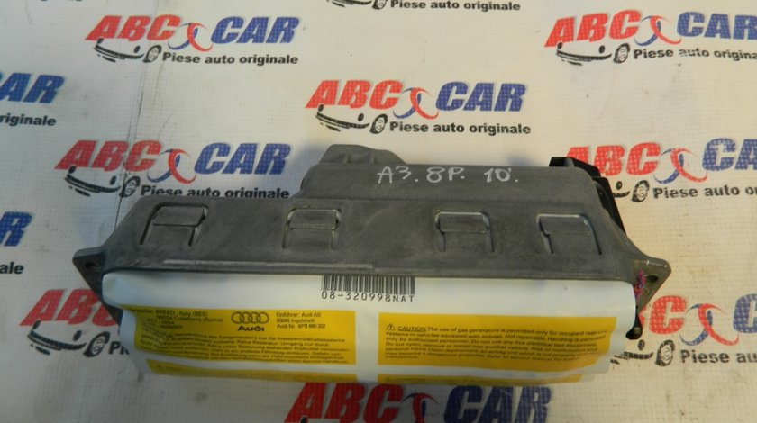 Airbag pasager Audi A3 8P Sportback A3 8P cod: 8P0880202 model 2008