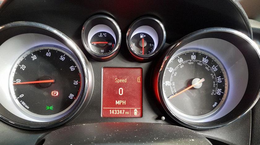 Airbag pasager Opel Astra J 2012 Break 1.6