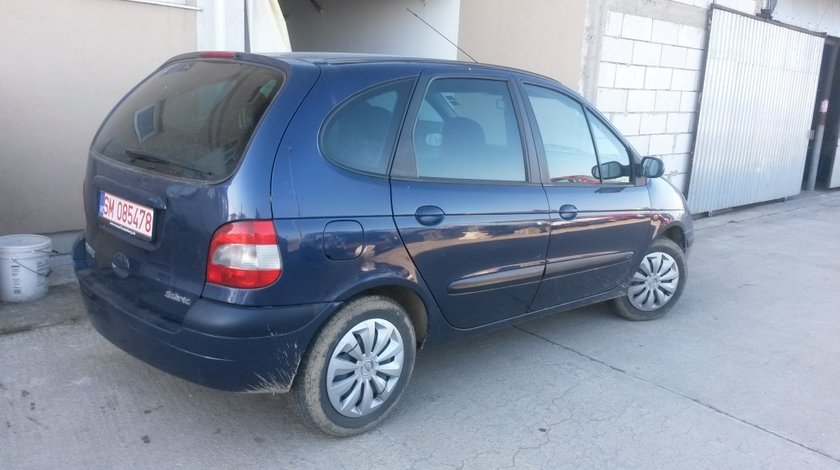 Airbag renault scenic 75kw 2003