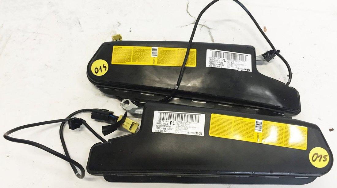 Airbag scaun Stanga + Dreapta AUDI A4 B6 B7