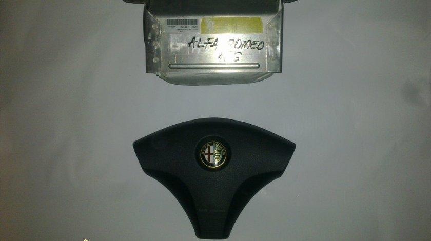 Airbag sofer si pasager alfa romeo 156