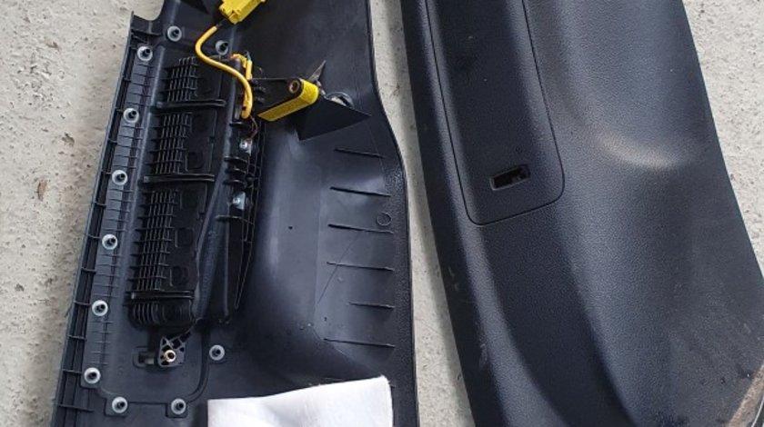 Airbag spate din bancheta Vw Tiguan 5N 2010 2011 2012 2013 2014 2015