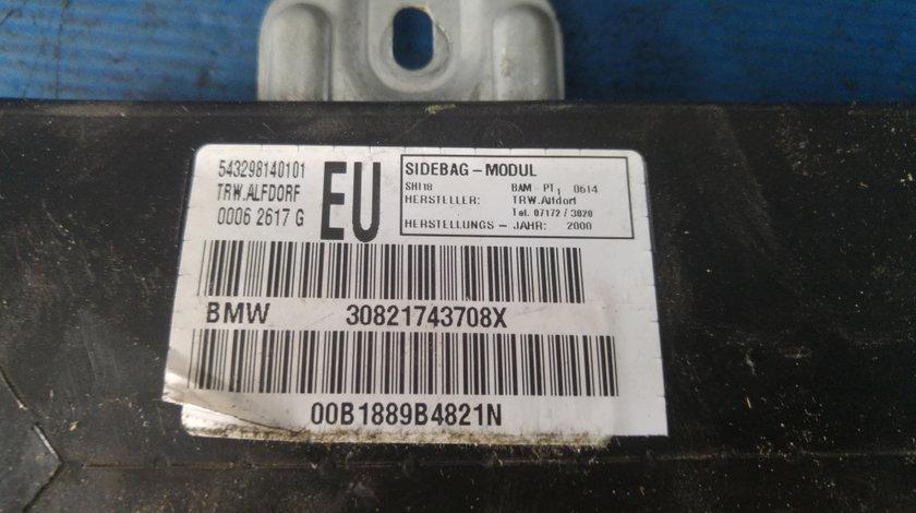Airbag stanga fata bmw seria 3 e46 30821743708x