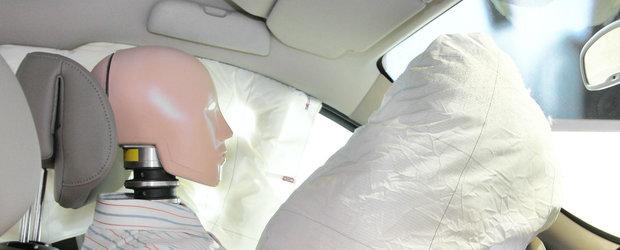 Airbag-urile Takata au mai facut o victima. Pana acum, 17 oameni si-au pierdut viata din cauza lor