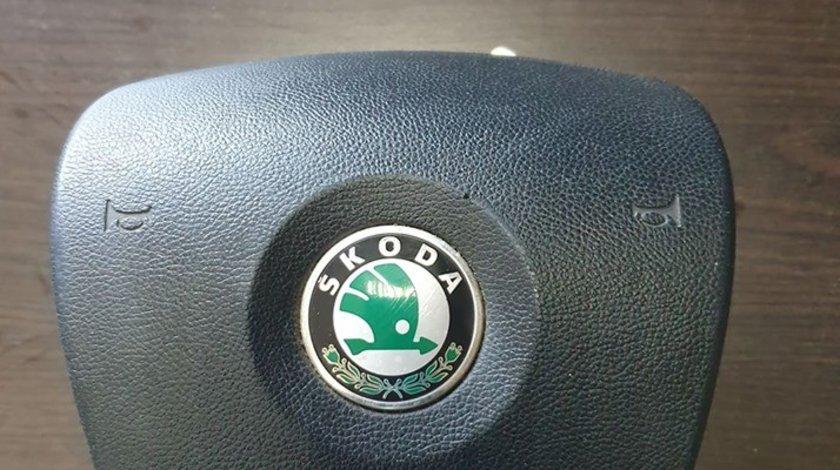 Airbag volan 4 spite cod: 1Z0880201AM Skoda Octavia 2 1Z3 2004-2011