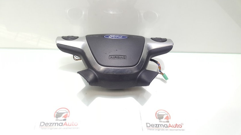 Airbag volan, AM51-R042B85-BEW, Ford Focus 3 sedan din dezmembrari
