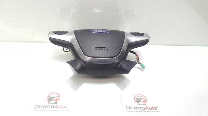 Airbag volan, AM51-R042B85-BEW, Ford Focus 3 Turnier din dezmembrari