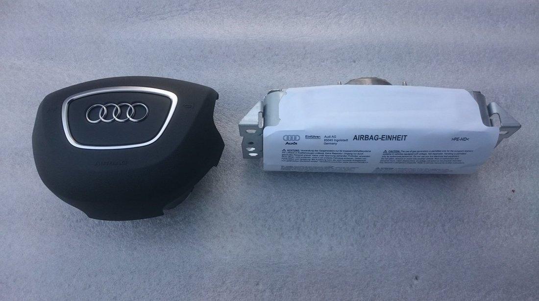 Airbag Volan AUDI A4 B8 Q5 A5 8T FACELIFT 4 Spite