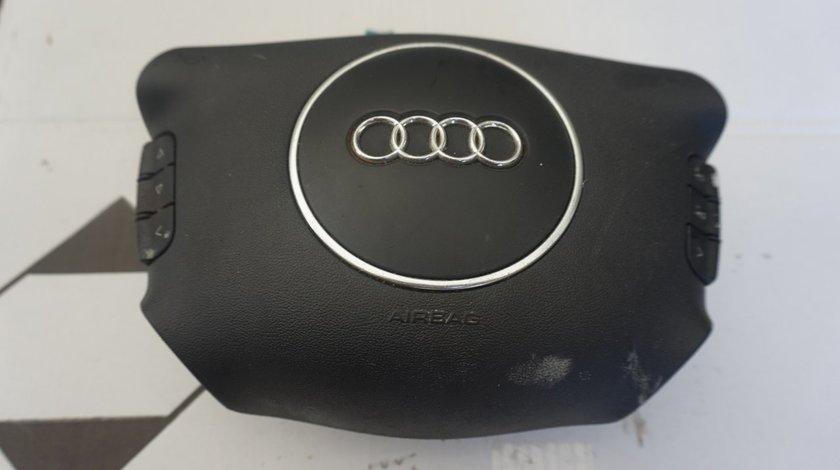 Airbag Volan cu comenzi Audi A4 B6 negru