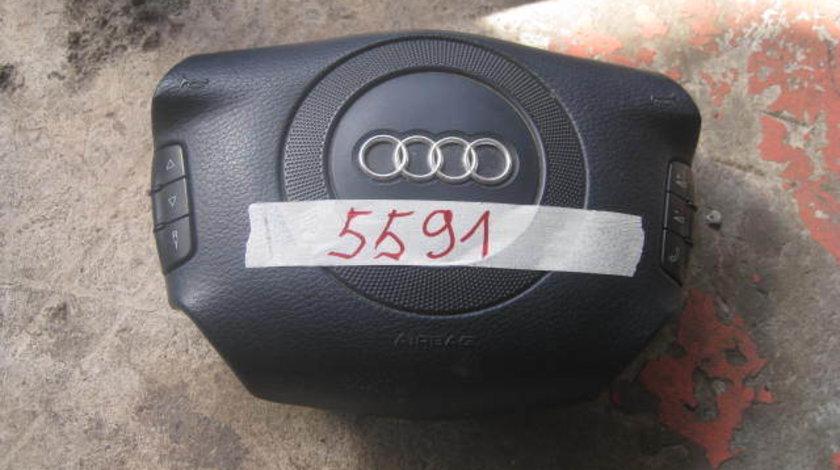 Airbag volan cu comenzi audi a6