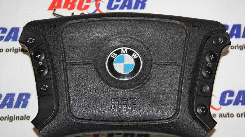 Airbag volan cu comenzi BMW Seria 5 E39 cod: 3310944484 model 2000