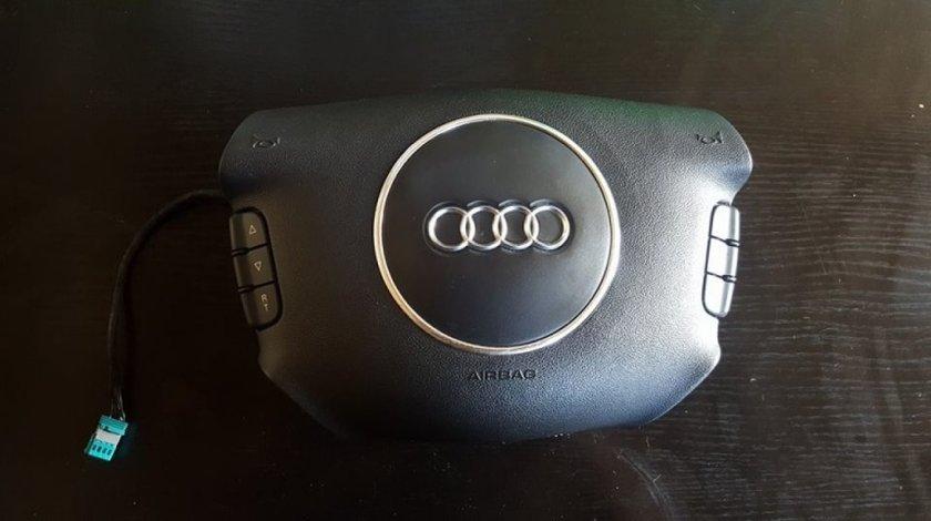 Airbag volan cu comenzi cod 8p0880201m audi a4 b6