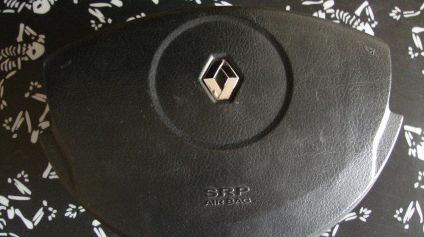 Airbag volan Renault Clio generatia 2 [1998 - 2005] Hatchback 3-usi 1.5 DCI MT (65 hp) II (BB0/1/2_ CB0/1/2_)