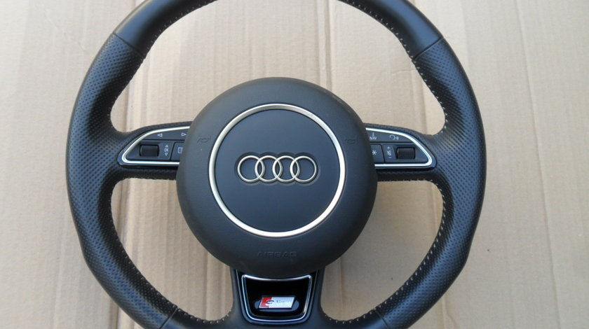 Airbag Volan rotund  Audi A5 Facelift - 2013