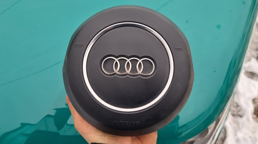 Airbag volan rotund Audi Q3 8U A3 8V 2013 2014 2015 2016