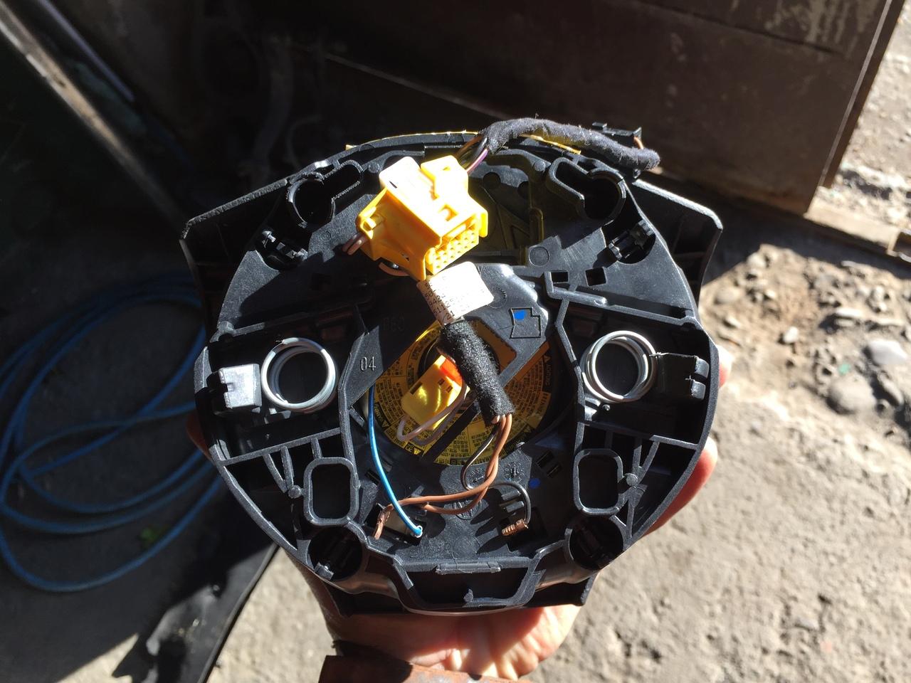 Airbag volan Vw Passat CC 2009 2010 2011 2012