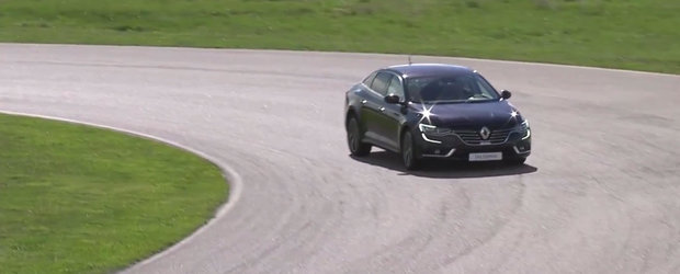 Alain Prost ne ofera primele impresii de la volanul noului Renault Talisman