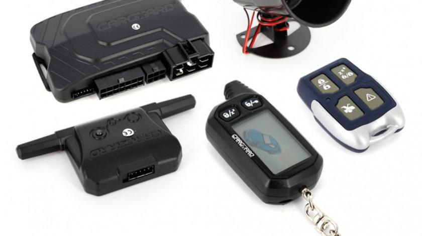 Alarma auto Carguard G2500, cu pornire motor cod intern: ALC-G2500