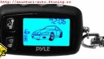 ALARMA AUTO CU PAGER PYLE PWD901 SISTEM DE SECURIT...