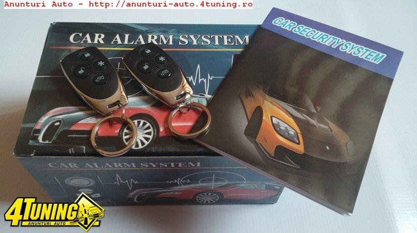 Alarma Auto Cu Telecomenzi - Garantie 1ani -