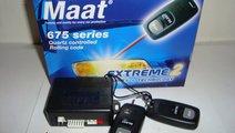 ALARMA AUTO MAAT 675 EXTREME 2 SISTEM DE SECURITAT...