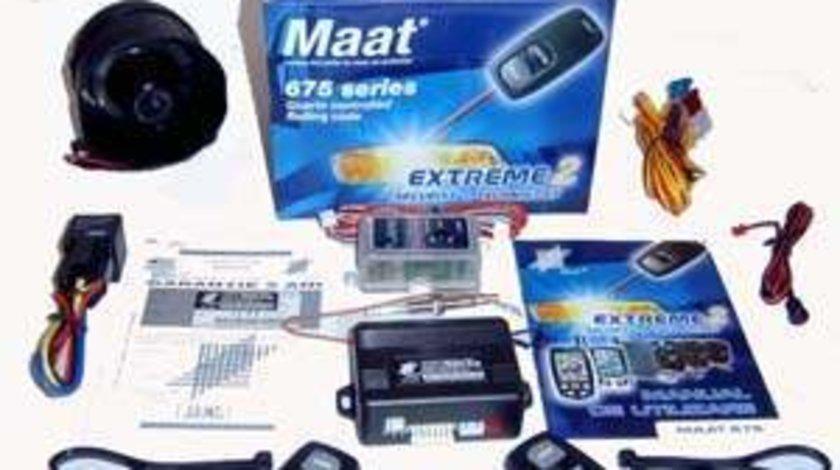 Alarma Auto Maat 675 Extreme 2