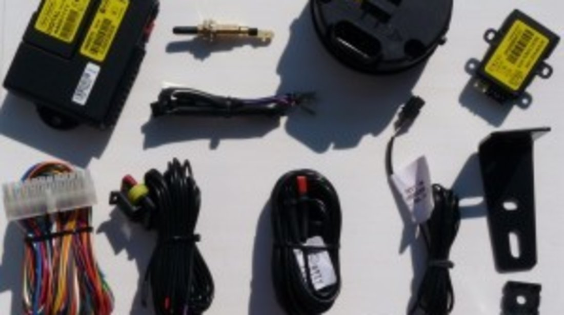 Alarma Auto Pe Cheia Masinii META ABS15210 Easycan Evo Digital CAN OEM