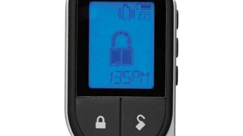 Alarma Auto Viper 5706 Responder Lc3 Sst Cu Pornirea Din Telecomanda