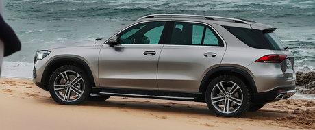 Alarma la sediul BMW: Noua generatie Mercedes GLE costa cu peste 5000 de euro mai putin decat un X5