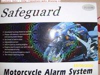 Alarma Safeguard Speciala Pentru Motociclete,atv-uri Si Scutere!!! 149 LEI
