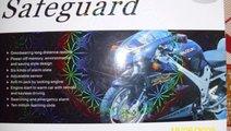 Alarma Safeguard Speciala Pentru Motociclete,atv-u...