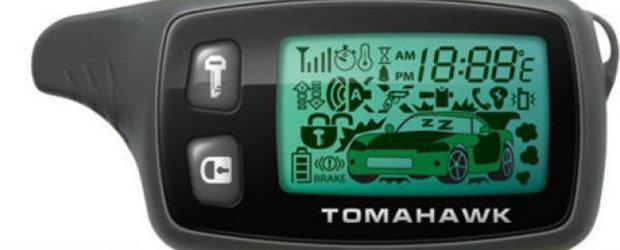 Alarma Tomahawk 9010, cu 10% discount pentru cititorii 4tuning