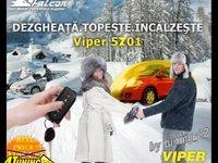 ALARMA VIPER 5701 RESPONDER LE SUPER PRET TELECOMANDA PORNIRE MOTOR 899 LEI