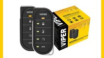 Alarma VIPER 5806V - Sistem de securitate cu porni...