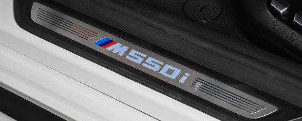 Alba ca Zapada si cei...462 de cai. BMW Abu Dhabi gazduieste aceasta frumusete care face suta in 4 secunde