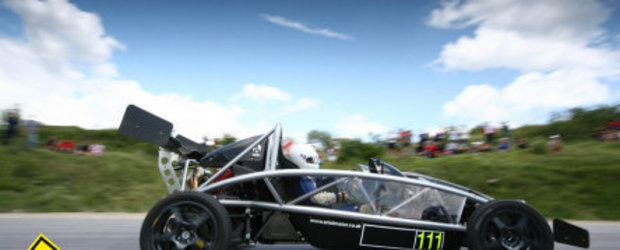 Alba Motor Challenge (III-IV) - Daniel Onoriu bifeaza o noua victorie