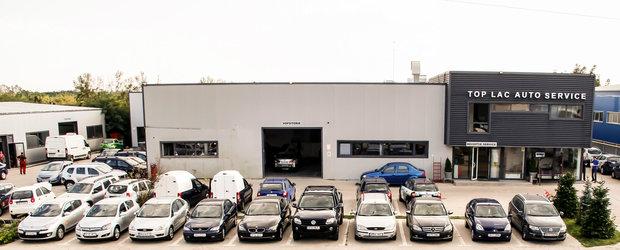 Alege un service competent pentru solutionarea daunelor masinii tale