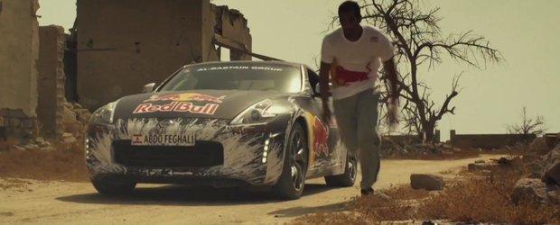 Alergatorul sau masina de drift? Un film plin de viteza si adrenalina!