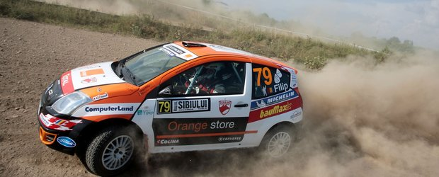Alex Filip si Bogdan Iancu s-au intors in circuit, la Dementor Rally Show