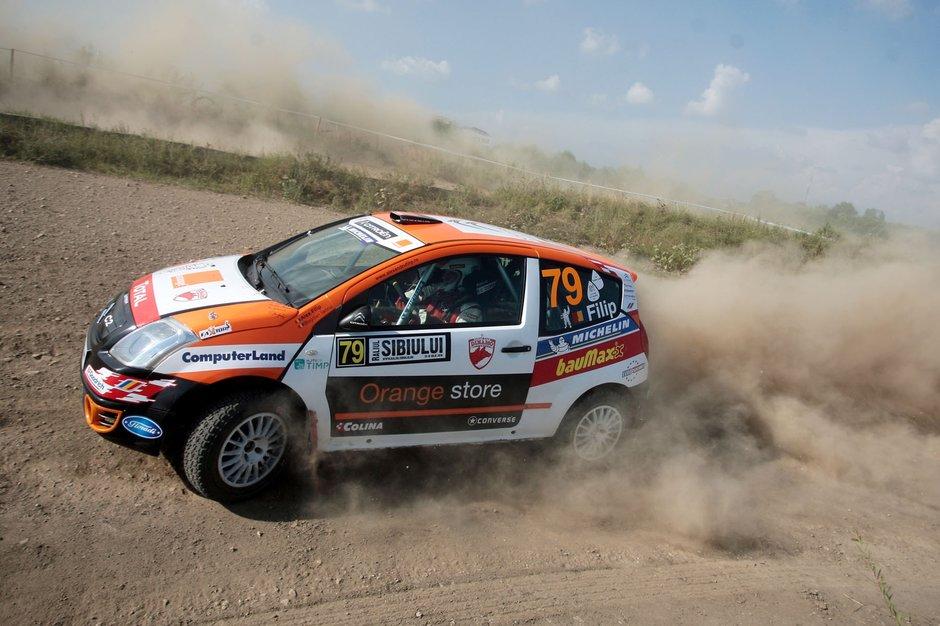 Alex Filip si Bogdan Iancu s-au intors in circuit, la Dementor Rally Show