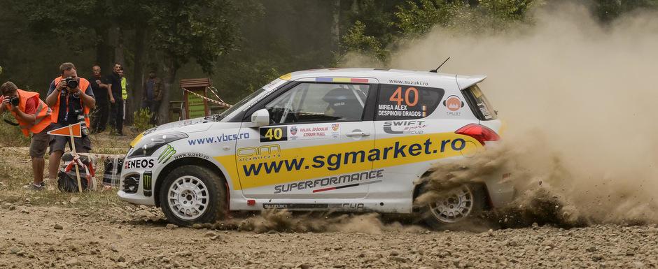 Alex Mirea obtine o noua victorie in Cupa Suzuki