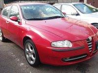 Alfa-Romeo 147 2000 2001