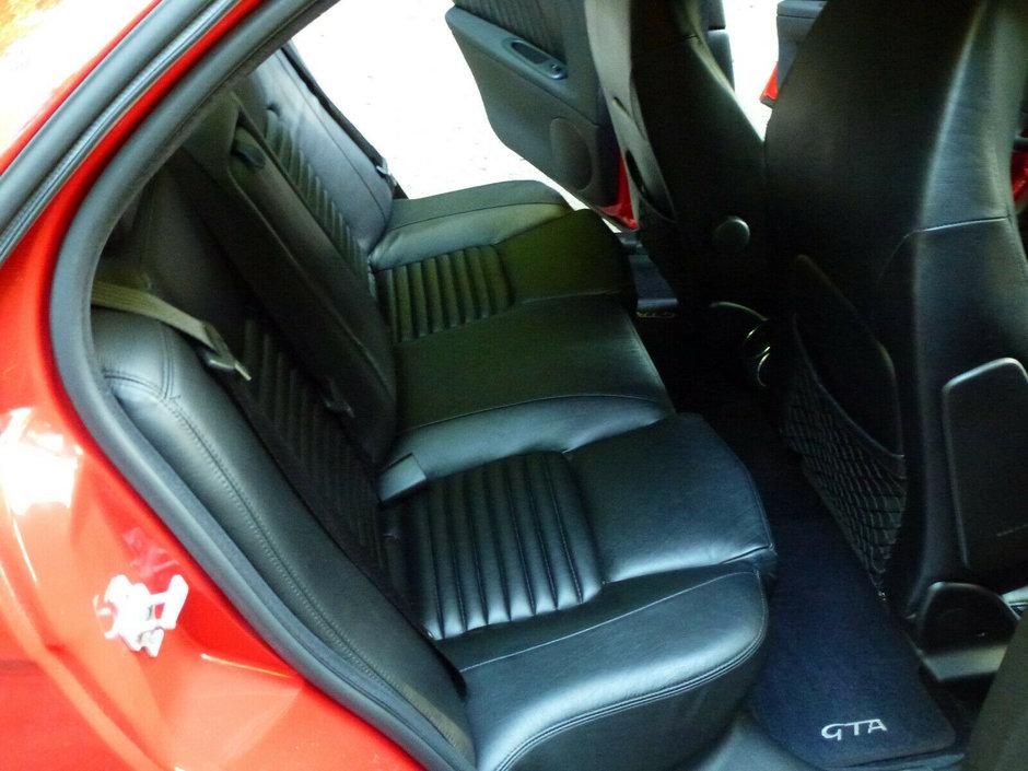 Alfa Romeo 156 GTA cu 15.000 kilometri