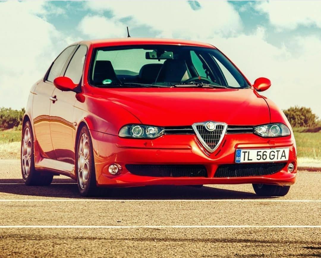 Alfa Romeo 156 GTA - Alfa Romeo 156 GTA