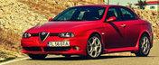 Test-Drive Alfa Romeo 156 GTA, masina cu prea multa putere doar pe rotile fata