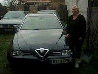 Alfa-Romeo 166 2.0 V6 BT. Turbo 2000