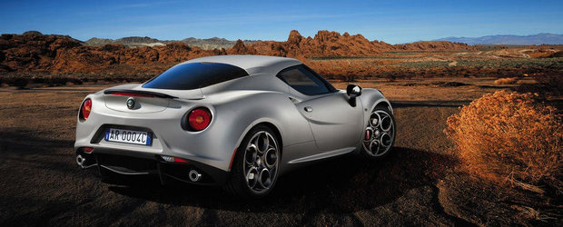Alfa Romeo 4C - Tot ce trebuie sa stii despre supercarul italian