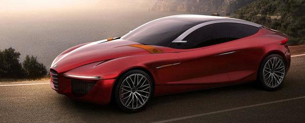 Alfa Romeo 6C va fi bazat pe Maserati Ghibli